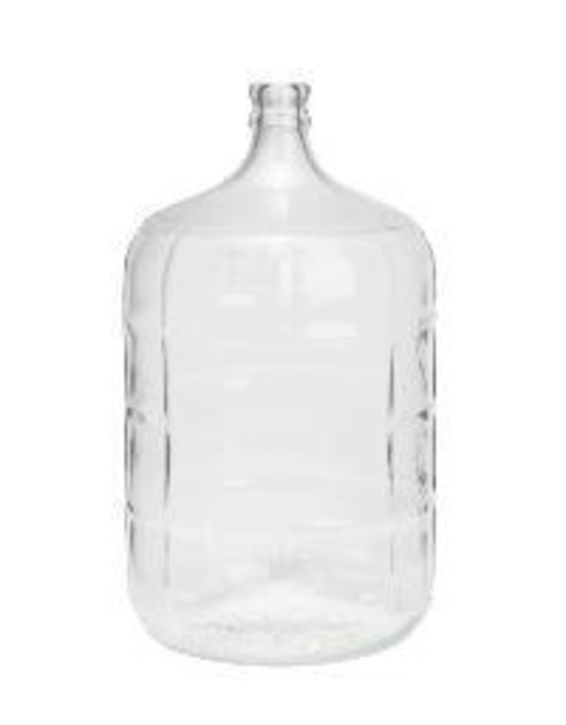 5 Gallon Italian Glass Carboy 5gc
