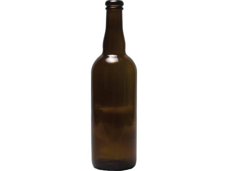 750 Ml Belgian Beer Cork Cage Bottles