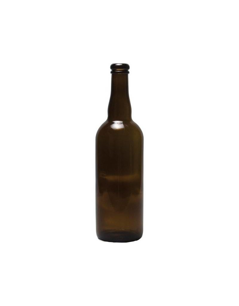 750 Ml Belgian Beer Cork Cage Bottles