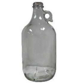 1/2 Gallon Jug Clear (Single) 1/2CJS