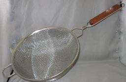"""10 Strainer Stainless"""" Ss"""