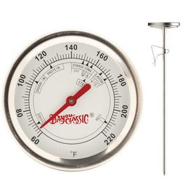 "Bayou Classic Bayou Classic 12"" Brew Thermometer"