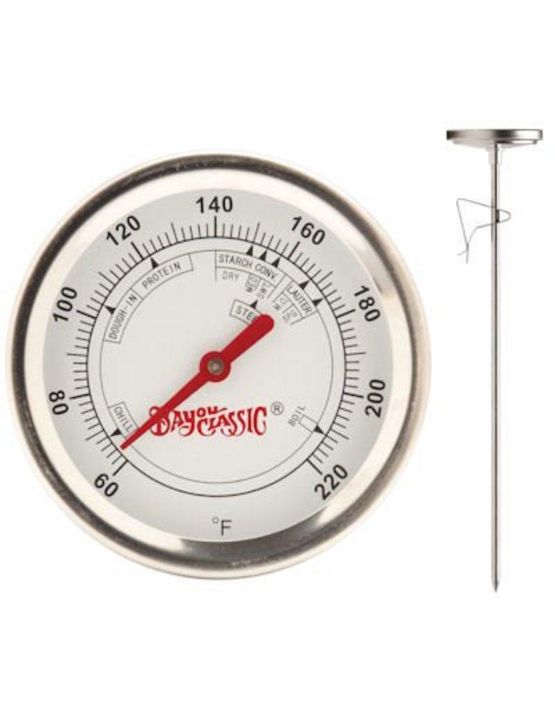 "Bayou Classic Bayou Classic 12"" Brew Thermometer"