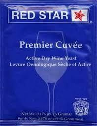 Red Star Premier Cuvee Yeast