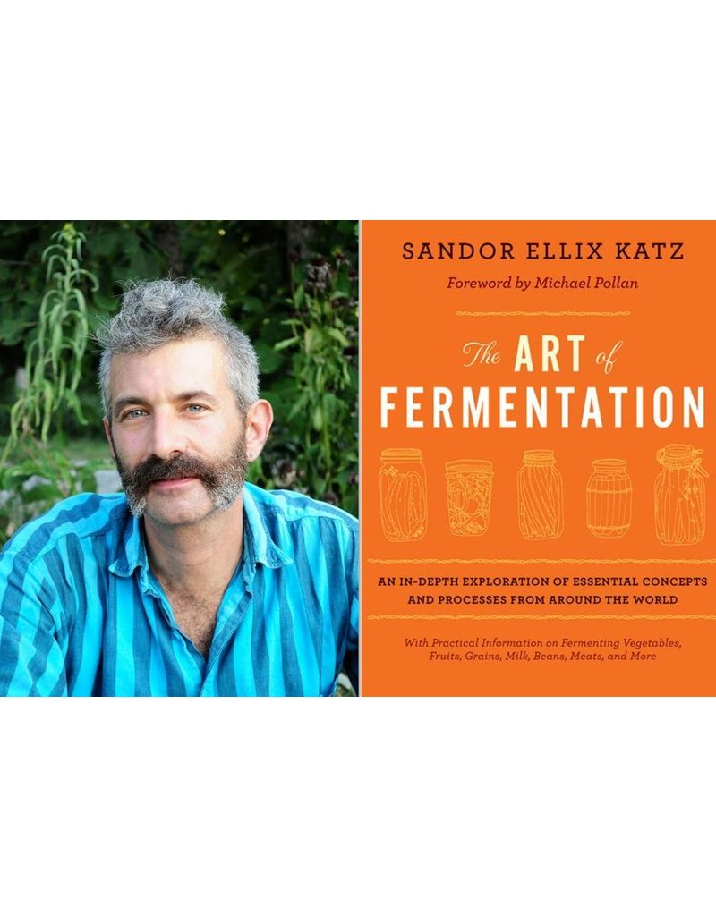 Art Of Fermentation Sandor Katz