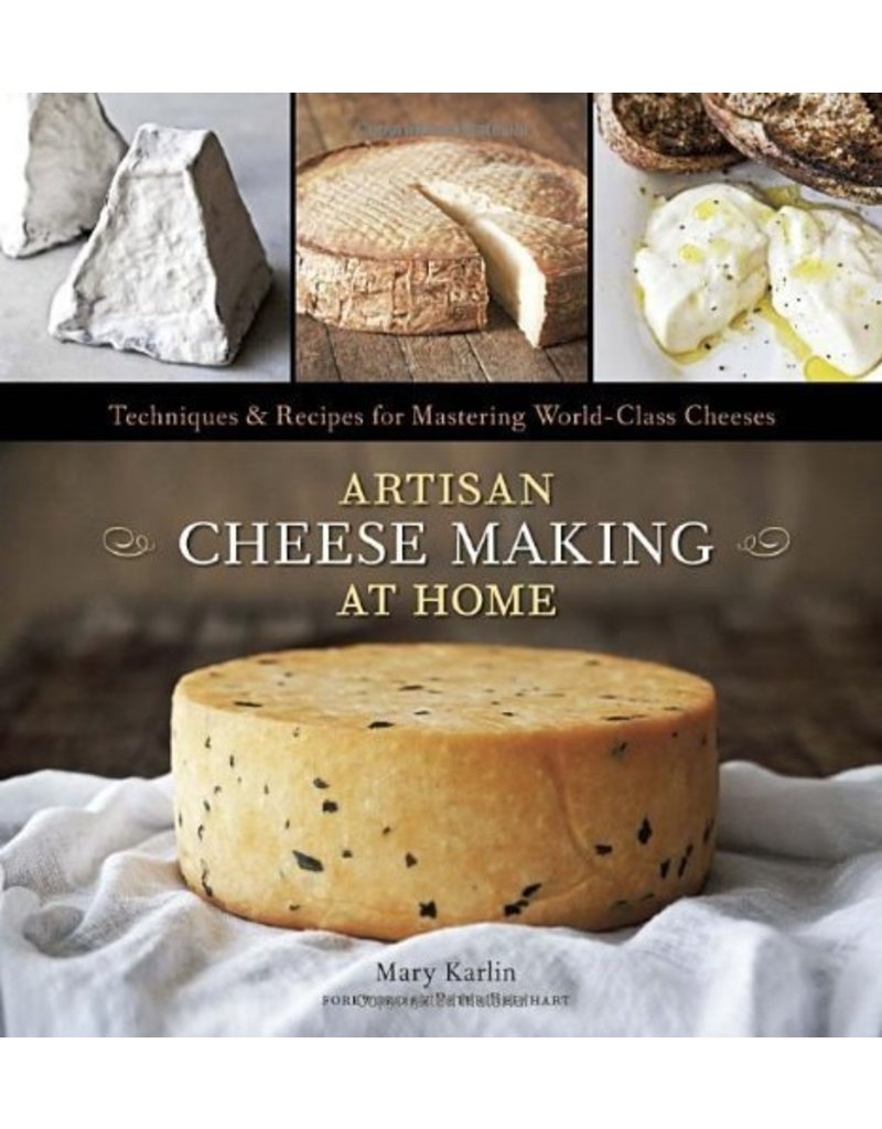 Artisan Cheesemaking At Home