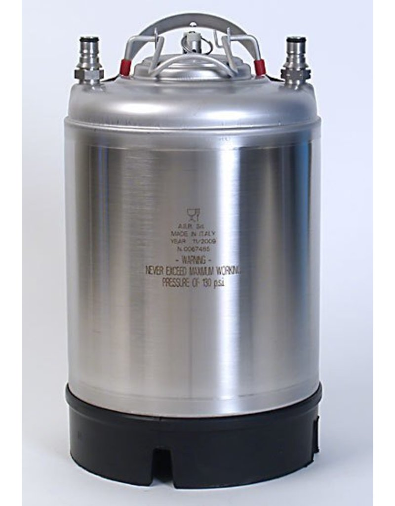 2.5 Gallon Keg New