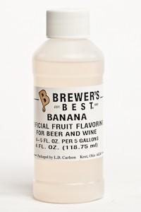 Natural Banana Flavor Extract