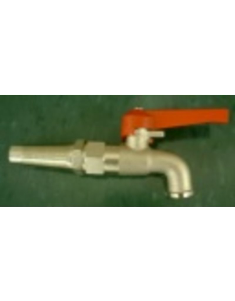 Barrel Spigot Stainless 12mm