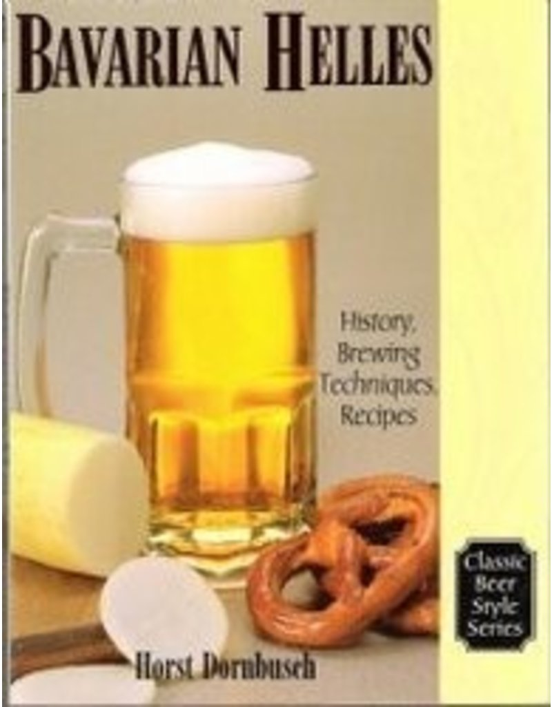 Bavarian Helles Aha Beer Style Series