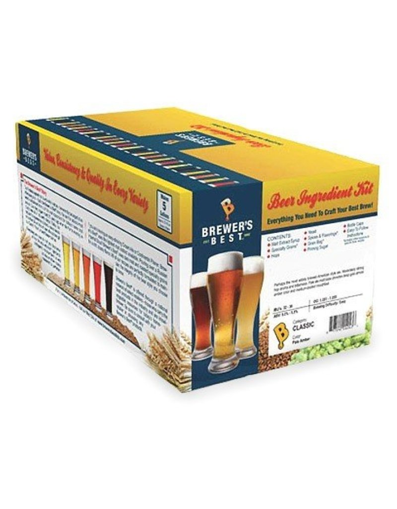 BB Oatmeal Stout Brewer's Best