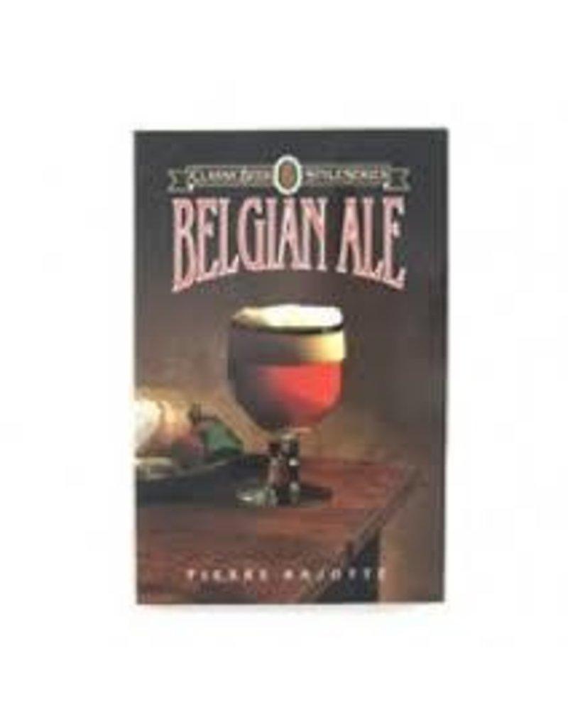 Belgian Ale Aha Beer Style Series