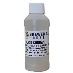 Natural Black Currant Flavor Extract