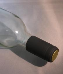 Black PVC Shrinks 30/Bag