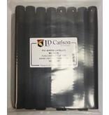 Black PVC Shrink 500 Pack