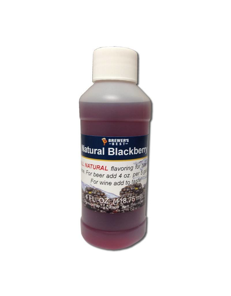 Natural Blackberry Flavor Extract