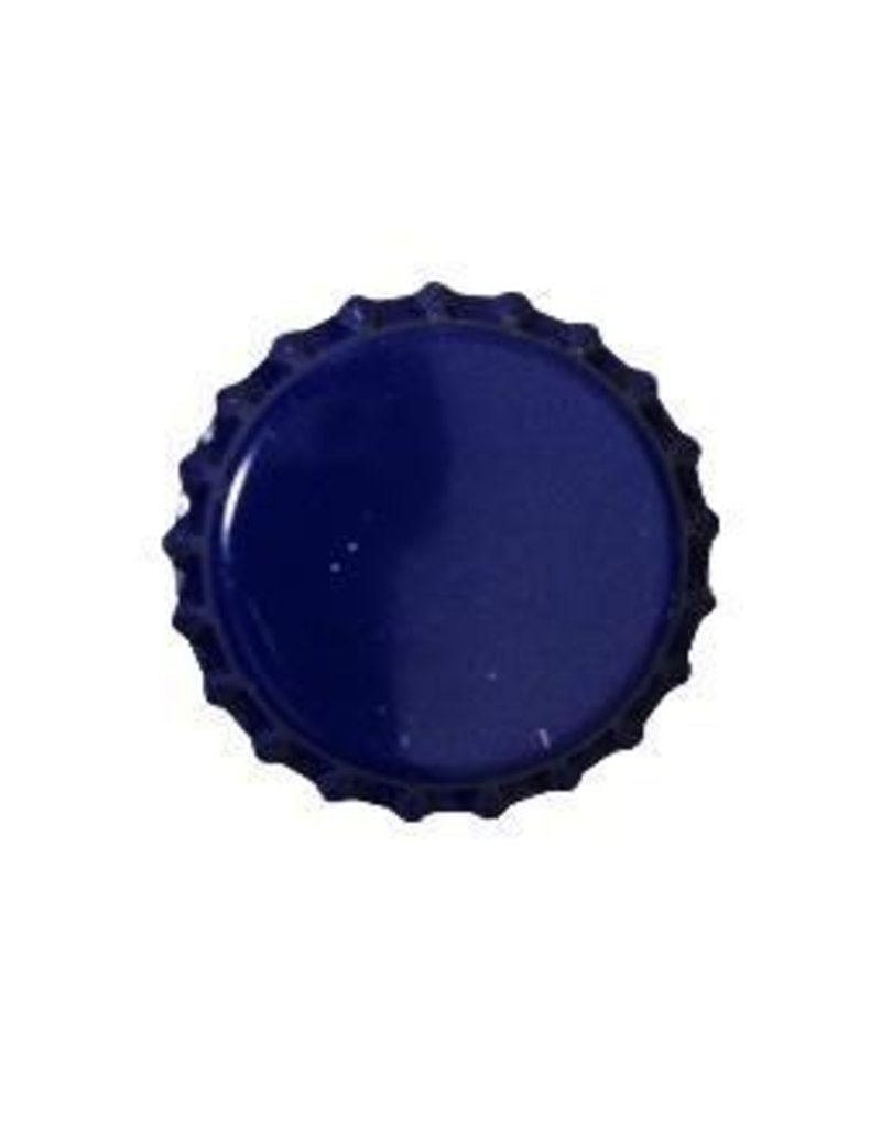 Blue Oxygen Caps