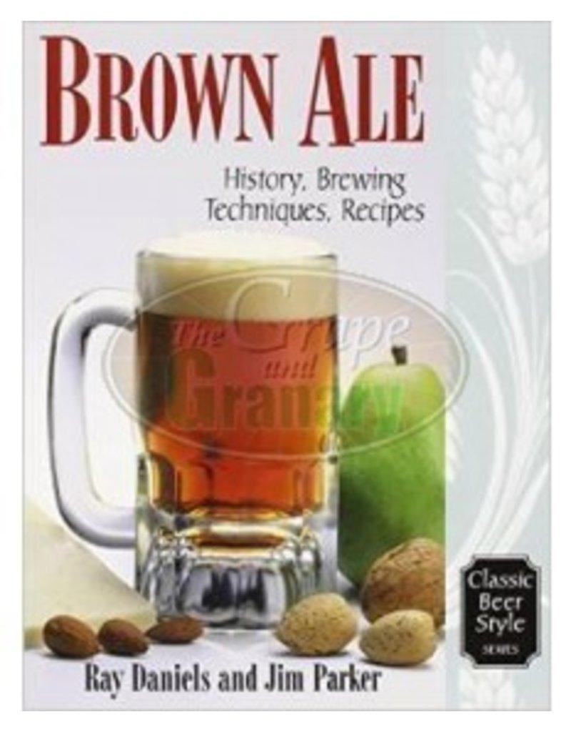 Brown Ale Aha Beer Style Series
