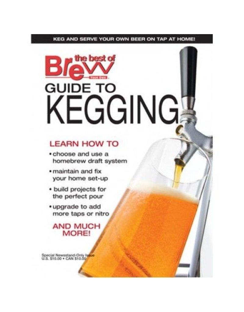 BYO Guide To Kegging