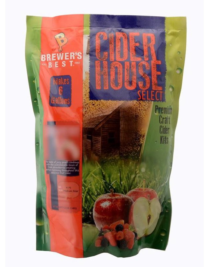 Cider House Strawberry Pear