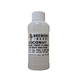 Natural Coconut Flavor Extract