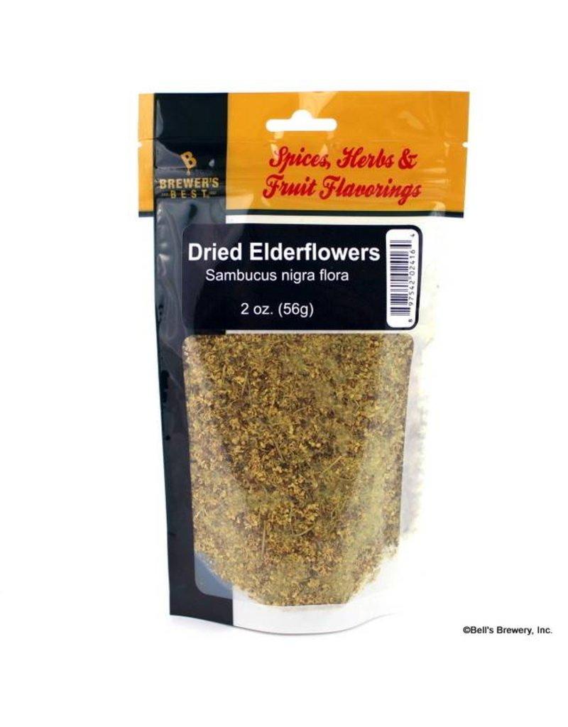 Dried Elder Flowers 2oz