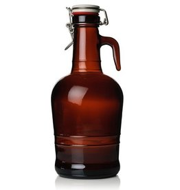 Flip Top Growler With Handle