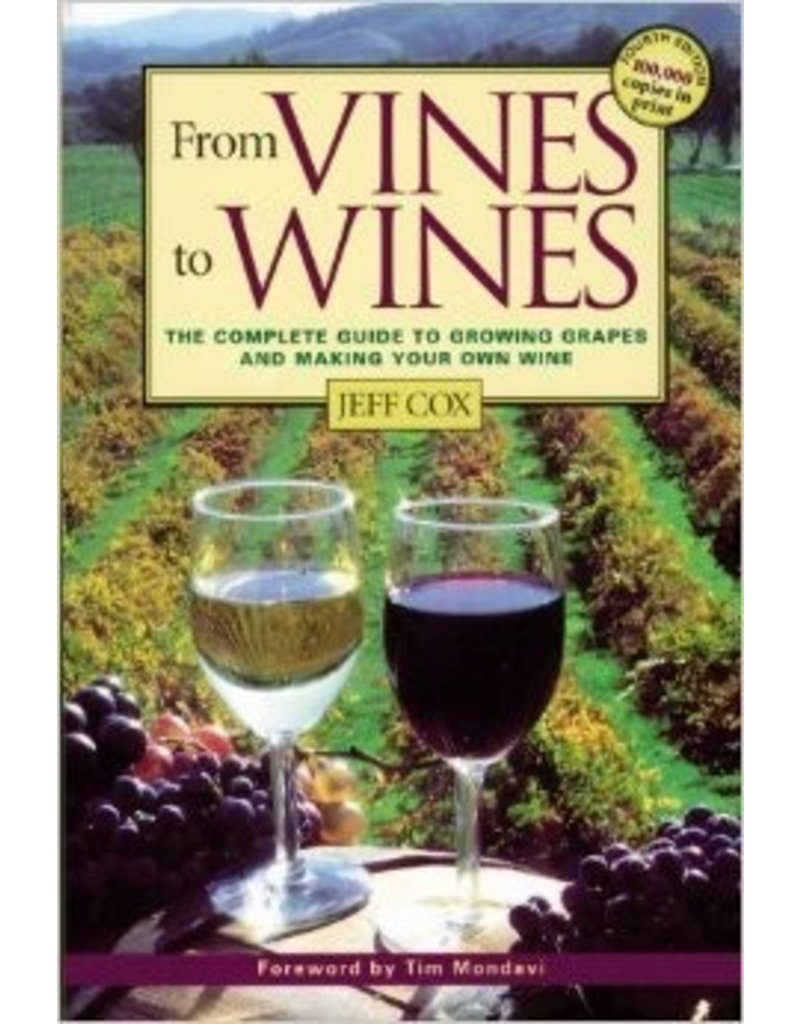 From Vines To Wines