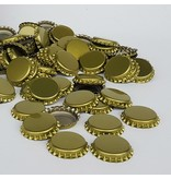 Gold Oxygen Barrier Crown Caps