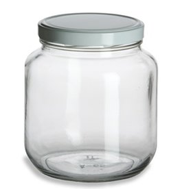 NOSALE Half Gallon 64oz Glass Jar NO LID (Each)
