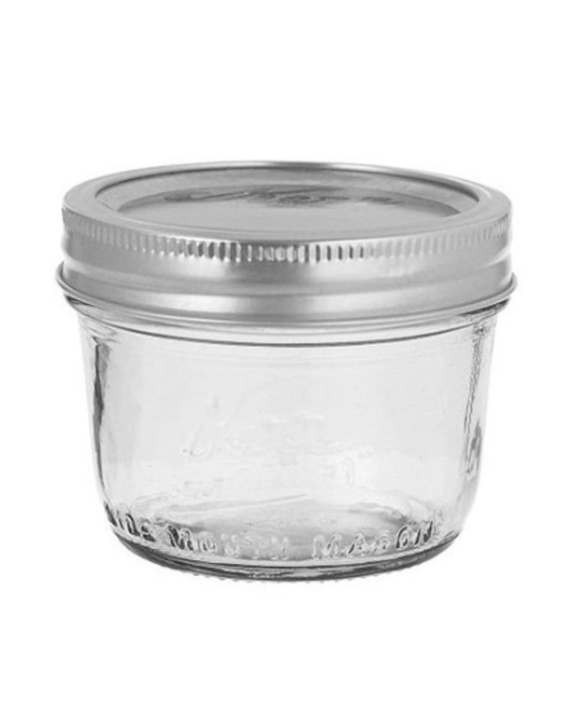 Half Pint Canning Jars 8 Oz Jars