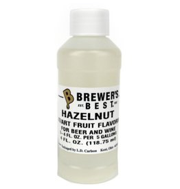 Natural Hazelnut Flavor Extract