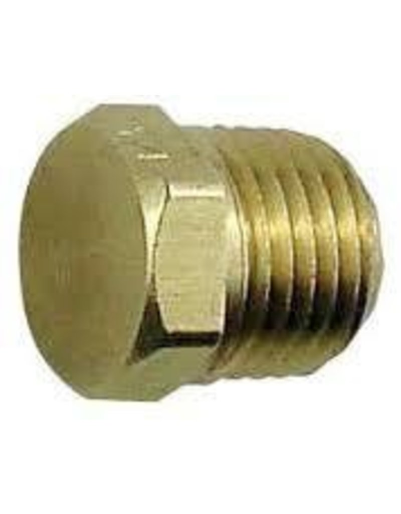 Hex Head Plug Rht 1/4mpt Right Hand Plug