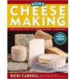 Home Cheesemaking Ricki Carrol