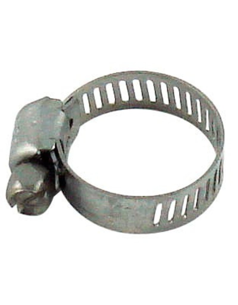 Hose Clamp - Small Worm Stainless swc