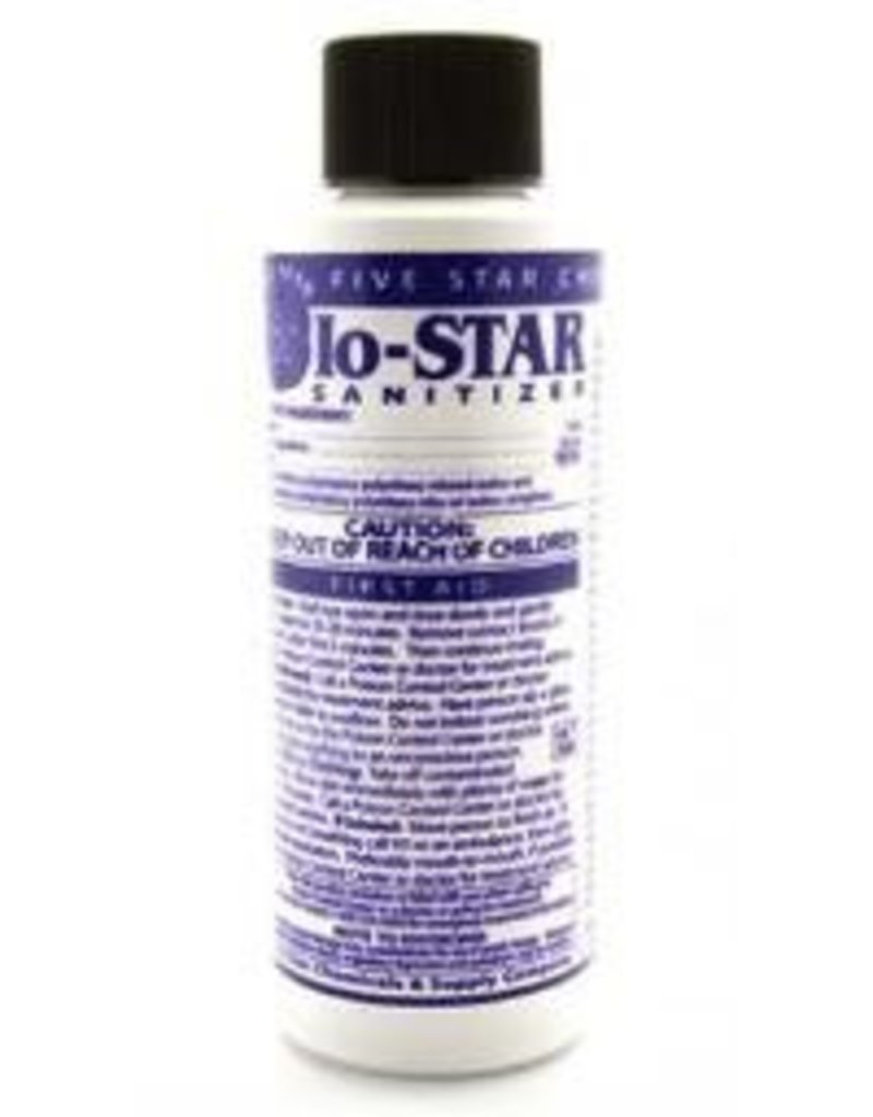 Io-Star Sanitizer 4oz