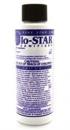 Io-Star Sanitizer 4oz