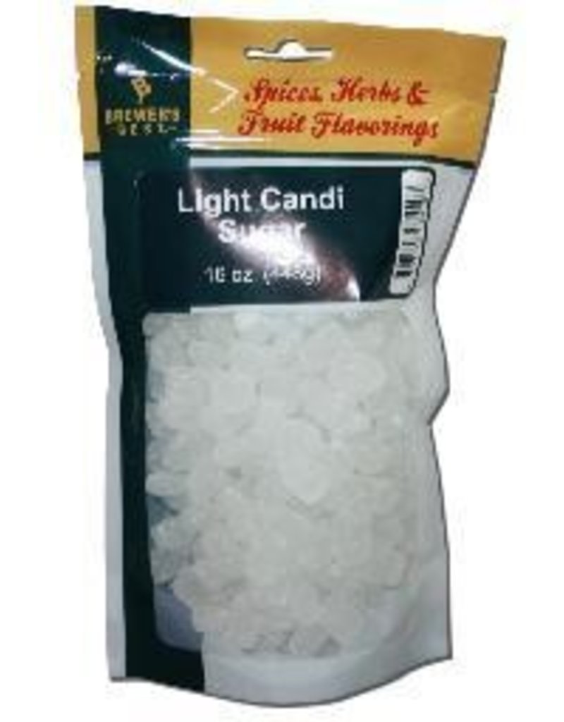 Light Belgian Rock Candi Sugar Brewers Best Candy