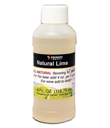 Natural Lime Flavor Extract