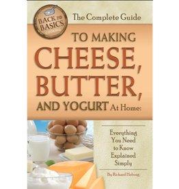 Making Cheese, Butter, Yogurt