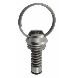 Manual Pressure Relief Valve Keg