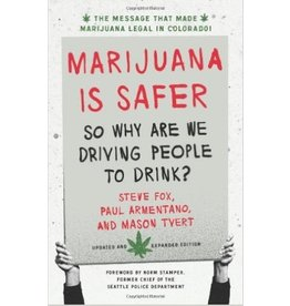 Marijuana Is Safer