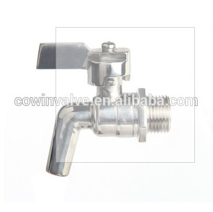 Stout Tap 316 Stainless Steel