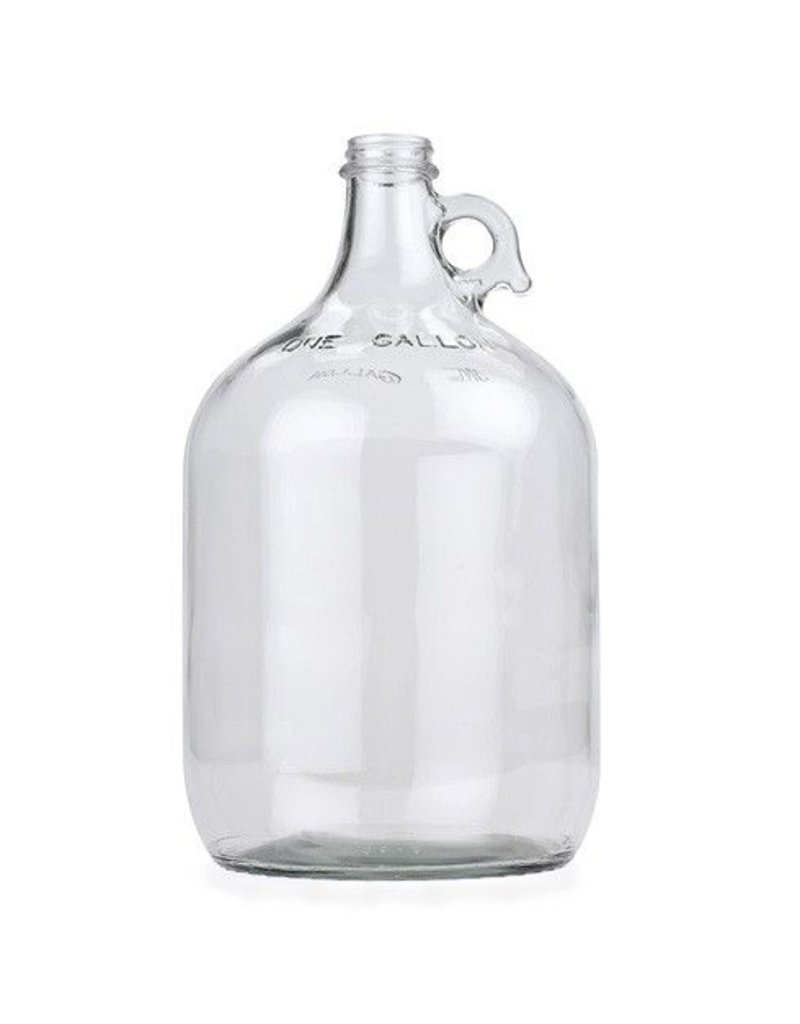 1 Gallon Glass Jug (Single) jugs