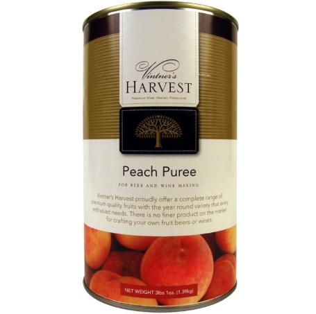 Peach Puree Vintner's Harvest