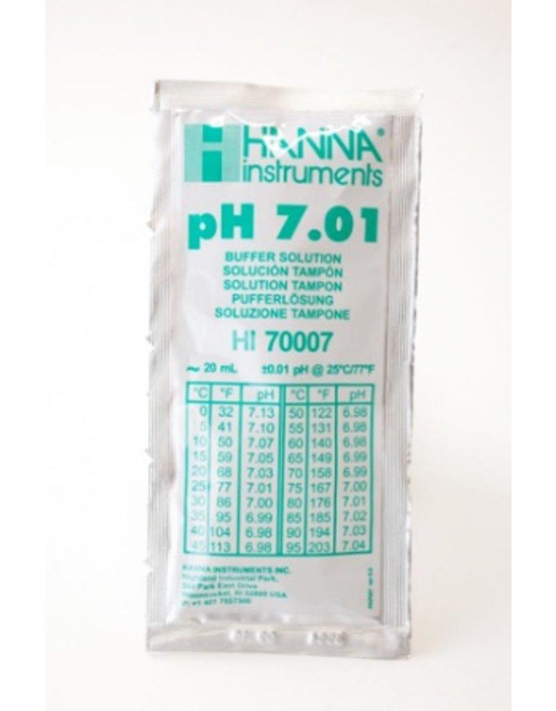 Ph Meter Buffer Solution Ph 7.01 (20mL Pack)