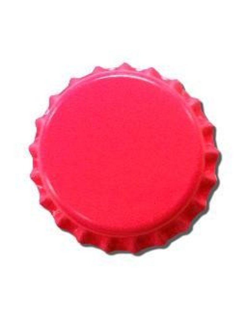 Pink Oxygen Barrier Caps
