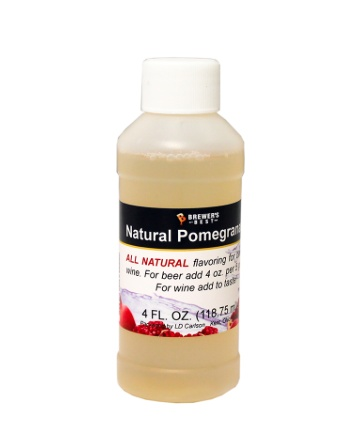 Natural Pomegranate Flavor Extract