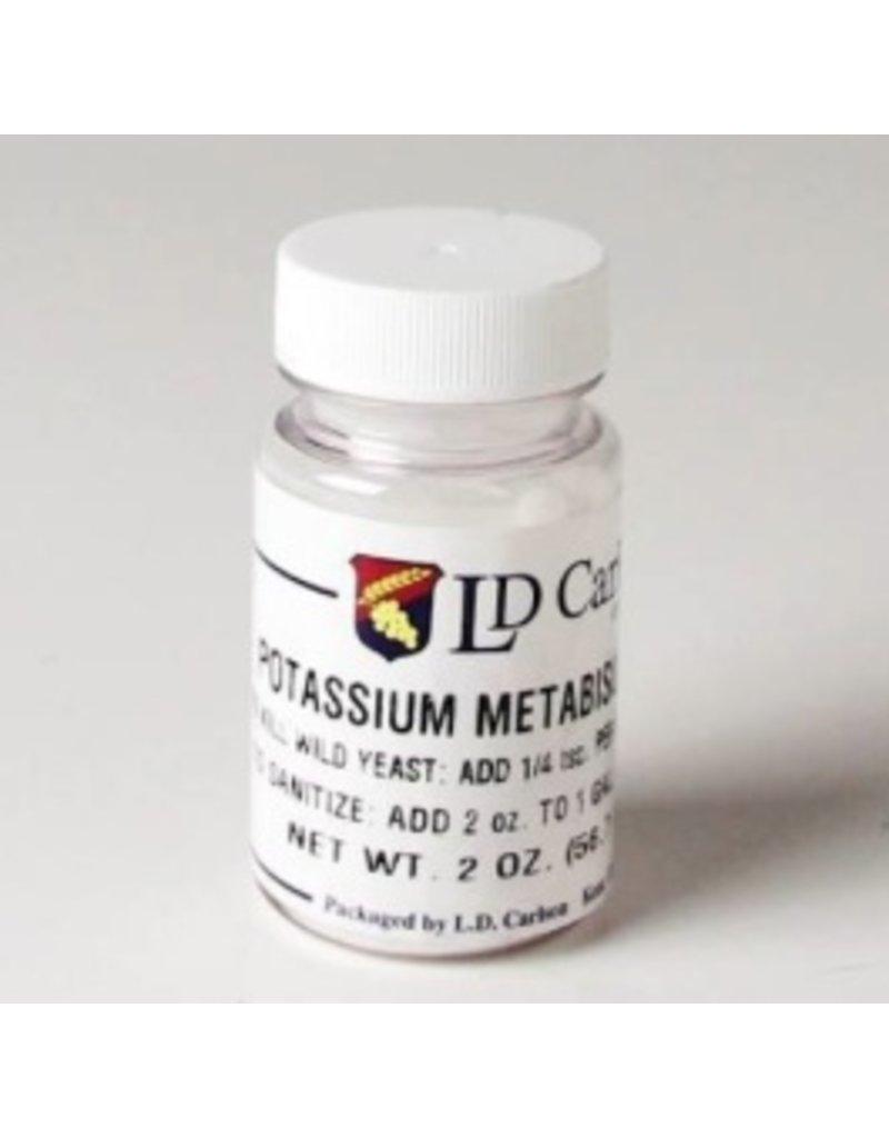 Potassium Metabisulphite 2oz