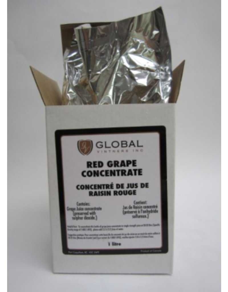Red Grape Concentrate 1l